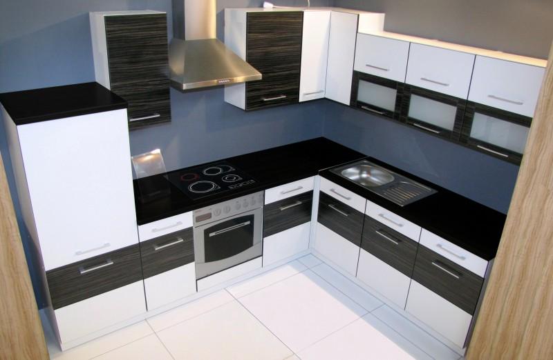 winkelk che jessy 270 x 220cm k chenzeile k chenblock. Black Bedroom Furniture Sets. Home Design Ideas