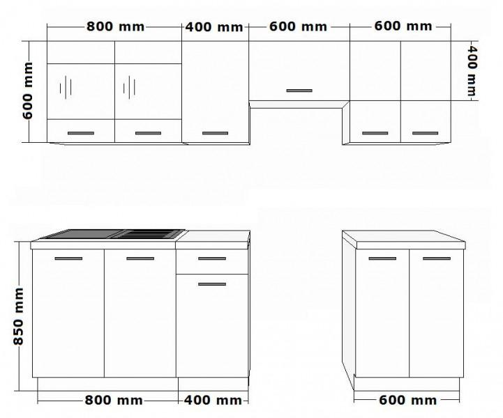 kuchenzeile h?he arbeitsplatte ~ sammlung der neuesten küchendesign - Arbeitsplatte Küche Höhe