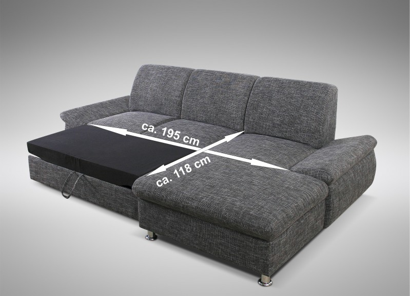kleine eckcouch mit funktion schlafsofa sofa couch. Black Bedroom Furniture Sets. Home Design Ideas