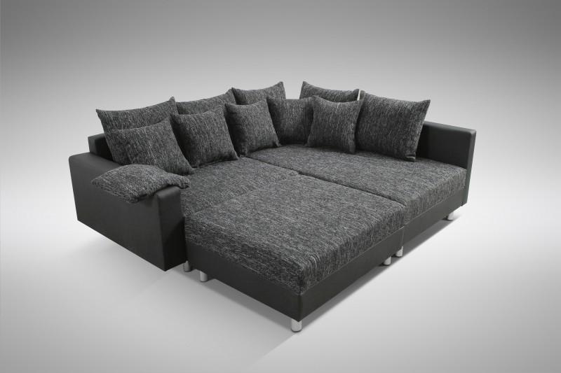 venus ecksofa mit hocker schlaffunktion inspirierendes design f r wohnm bel. Black Bedroom Furniture Sets. Home Design Ideas
