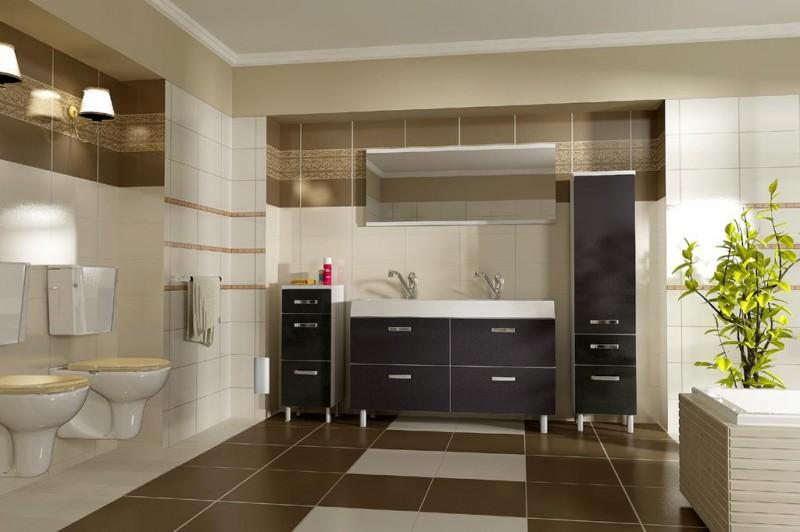 1 top badm bel set badezimmer 5tlg mit doppelwaschtisch ebay for Badezimmer set mit doppelwaschtisch