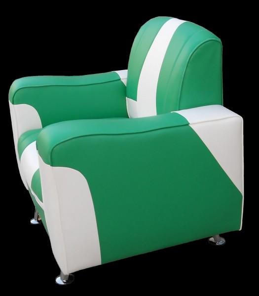 designer cocktailsessel retro sessel cadillac 5 farben ebay. Black Bedroom Furniture Sets. Home Design Ideas