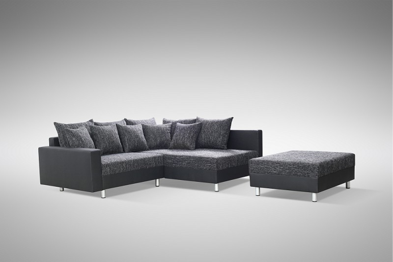 moderne eckcouch. Black Bedroom Furniture Sets. Home Design Ideas
