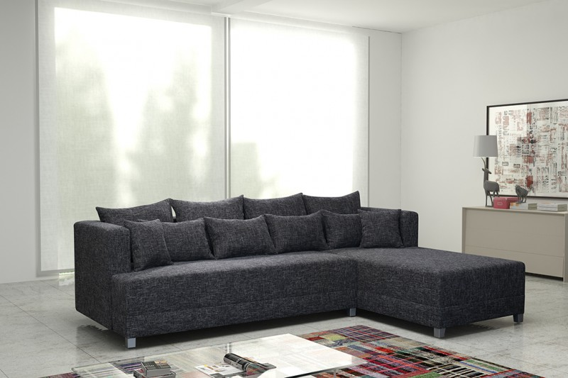 schlafsofa ecksofa g nstig. Black Bedroom Furniture Sets. Home Design Ideas